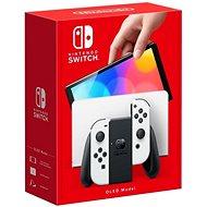 Herní konzole Nintendo Switch (OLED model) White
