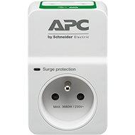 APC Základní ochrana proti přepětí SurgeArrest 1 výstup 230V, 2 nabíjecí porty USB, Francie - Přepěťová ochrana