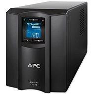 APC Smart-UPS C 1500VA LCD LAN - Záložní zdroj