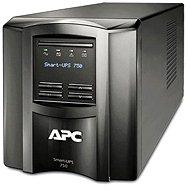 APC Smart-UPS 750VA LCD - Záložní zdroj