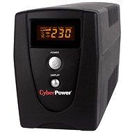 CyberPower Value 800ELCD-FR - Záložní zdroj