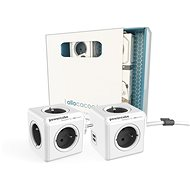 Allocacoc PowerCube Original + Extended USB Gift Set