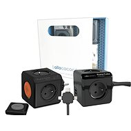 Allocacoc PowerCube Black EDITION Gift Set