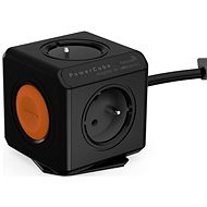 PowerCube Extended Remote Black - Adaptér