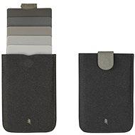 Powercube Dax wallet šedá