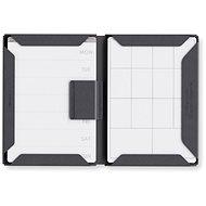 PowerCube Modular NoteBook A4 - černý polyester - Zápisník