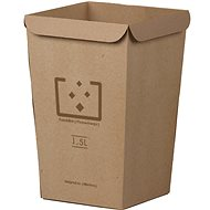 PowerCube TrashBin throwaway 1.5l