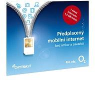 O2 Předplacený mobilní internet s 1,5 GB - Mobilní internet