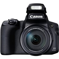 Canon PowerShot SX70 HS černý - Digitální fotoaparát