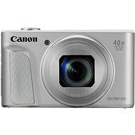 Canon PowerShot SX730 HS stříbrný - Digitální fotoaparát