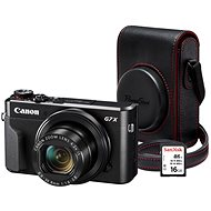 Canon PowerShot G7 X Mark II Premium Kit