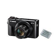 Canon PowerShot G7 X Mark II Battery Kit - Digitální fotoaparát