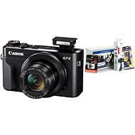 Canon PowerShot G7 X Mark II + Alza Foto Video Starter Kit 2019