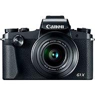 Canon PowerShot G1X Mark III - Digitální fotoaparát