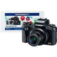 Canon PowerShot G1X Mark III + Alza Foto Starter Kit - Digitální fotoaparát