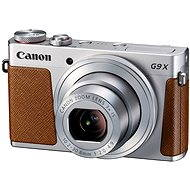 Canon PowerShot G9 X Silver - Digitální fotoaparát