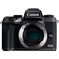 Canon EOS M5 tělo černý - Digitální fotoaparát