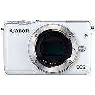 Canon EOS M10 tělo bílé - Digitální fotoaparát