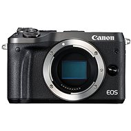 Canon EOS M6 tělo černý - Digitální fotoaparát