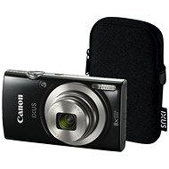 Canon IXUS 185 černý Essential Kit - Digitální fotoaparát