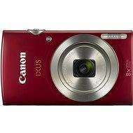 Canon IXUS 185 červený - Digitální fotoaparát