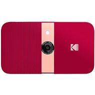 Kodak Smile červený - Instantní fotoaparát