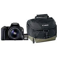 Canon EOS 200D černý + 18-55mm DC Value Up Kit - Digitální fotoaparát