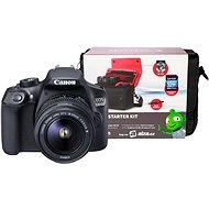 Canon EOS 1300D + EF-S 18-55mm DC III + Canon Starter Kit - Digitální fotoaparát