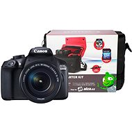 Canon EOS 1300D + EF-S 18-135mm IS + Canon Starter Kit - Digitální fotoaparát