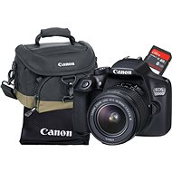 Canon EOS 1300D + 18-55mm DC III + 75-300m DC III Value Up Kit