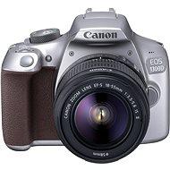 Canon EOS 1300D stříbrný + EF-S 18-55mm DC III + 50 mm f/1,8 STM - Digitální fotoaparát