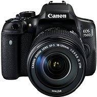 Canon EOS 750D + EF-S 18-135mm IS STM - Digitální fotoaparát