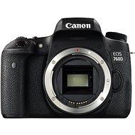 Canon EOS 760D tělo Black - Digitální fotoaparát