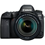 Canon EOS 6D Mark II  + 24-105mm F/3,5- 5,6 IS STM - Digitální fotoaparát
