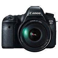Canon EOS 6D + EF 24-105mm F4 LIS USM + cashback 3000 Kč (100€) - Digitální zrcadlovka