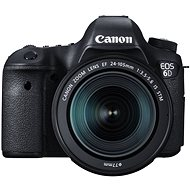 Canon EOS 6D + EF 24-105mm F3.5-5.6 IS STM - Digitální fotoaparát