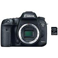 Canon EOS 7D Mark II tělo + adaptér W-E1 - Digitální fotoaparát