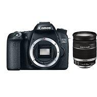 Canon EOS 70D tělo + objektiv 18-200mm IS - Digitální fotoaparát