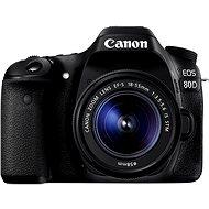 Canon EOS 80D + EF-S 18-55mm IS STM - Digitální fotoaparát