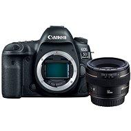 Canon EOS 5D Mark IV + Canon 50mm f/1.4 - Digitální fotoaparát