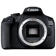 Canon EOS 2000D tělo - Digitální fotoaparát