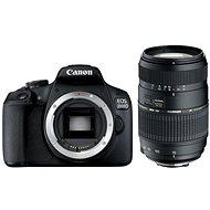 Canon EOS 2000D + TAMRON AF 70-300mm f/4-5,6 Di pro Canon LD Macro 1:2 - Digitální fotoaparát