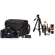 Canon EOS 4000D + 18-55mm Value Up Kit + Rollei Photo Starter Kit 2