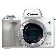 Canon EOS M50 tělo bílý - Digitální fotoaparát
