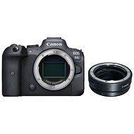 Canon EOS R6 + EF-EOS R adaptér
