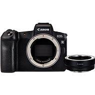 Canon EOS R+ EF-EOS R adaptér - Digitální fotoaparát