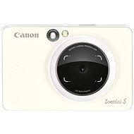 Canon Zoemini S perleťově bílá - Instantní fotoaparát