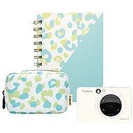 Canon Zoemini S perleťově bílá - Essential Kit - Instantní fotoaparát