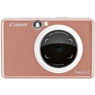 Canon Zoemini S růžovozlatá - Instantní fotoaparát