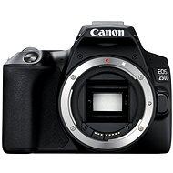 Canon EOS 250D tělo černý - Digitální fotoaparát